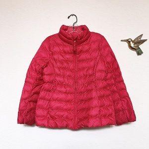 Uniqlo Kids Light Warm Padded Jacket -Girl 5-6y